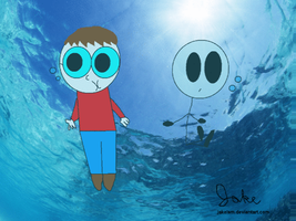 Under the Sea [GIF] by jakelsm