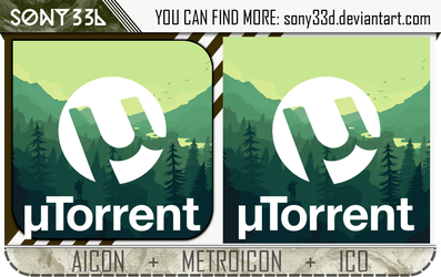 uTorrent by sony33d