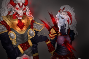 The pact is made. by anriarts
