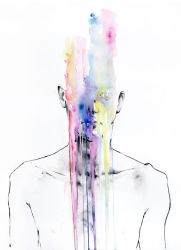 All my art is on you but you still don't hear me by agnes-cecile