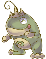 King Nyorotono | Politoed Commission