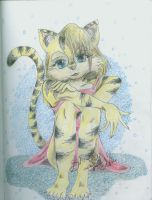 AT .:Jesse the Tiger:. by OniYoi
