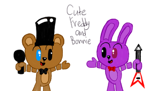 Five Nights At Cuties.Part 1 by Riyana2