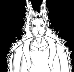Bunnyman by Carbonated-James