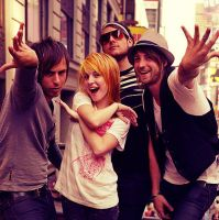 Paramore by pearalit
