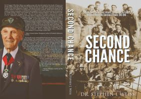 Nonfiction Historical Cover: Second Chance by Dafeenah