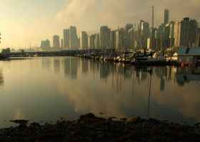 Vancouver early morning walk03 by abelamario
