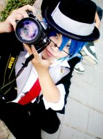 Vocaloid: Want this camera.... by kazuhyun