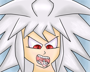 (AT) Bakura's Snack by CatsandStyooth