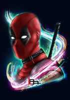 Deadpool by lrnl