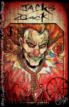 Jack the Clown by Missy-Slaughter