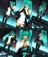 (RELEASE) RACING MIKU 2011 by huchi001