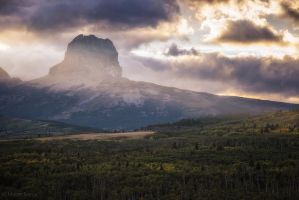 Chief Mountain by MaciejKarcz