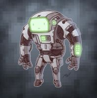 FTL: Friendly Little Engi by wibblethefish