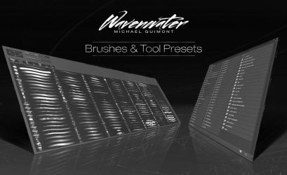 Wavenwater Brushes n Tools Presets by wavenwater