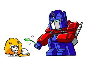 lio and prime by benisuke