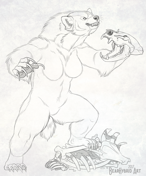 Alas poor Holly I knew her well by Bear-hybrid