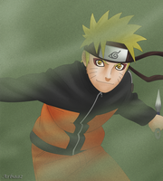 Sage Naruto_One with Nature by Practice-s