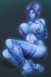 Cortana by ImpracticalArt
