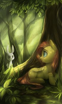 You found me by Shedence