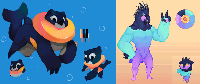 Taum Auction: Summer Theme [Closed] by Hap-py