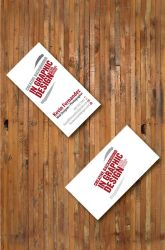 Final and Last Business Cards by NikonD50