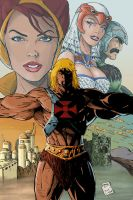 Masters of the Universe by blksuperman2