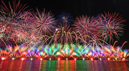 International Fireworks Competition 30/04/18 - 01 by NickyG-Photography