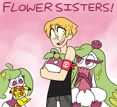 EVENT: FLOWER SISTERS! by relyon