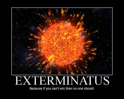 Exterminatus by Dragon-Cultist