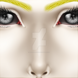 Candace Richelle Lyons Closeup by TerranDesigns
