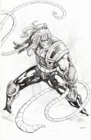 Omega Red Pencils by grover80