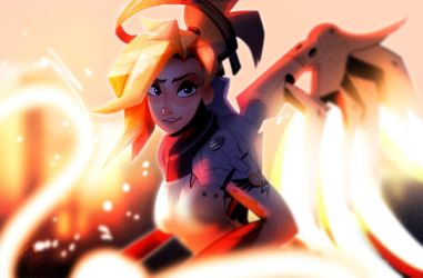 Mercy by Spencer-Bowen