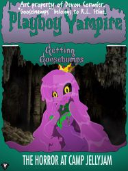 Getting Goosebumps - The Horror at Camp Jellyjam by PlayboyVampire