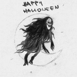 happy halloween! gif by 6l33