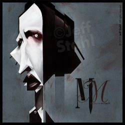 Marilyn Manson, by Jeff Stahl by JeffStahl