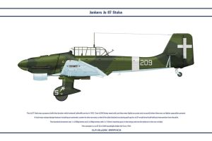Ju 87 Italy 1 by WS-Clave