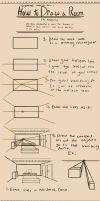 How to Draw a Room in One Point Perspective by Bigsleeves-Arts
