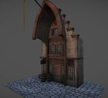 VOC house by AstroChompski