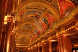 False Ceilings of The Venetian by insigma00