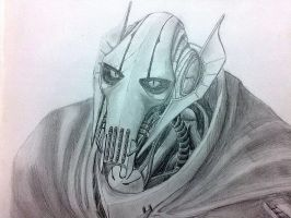 General Grievous by AmnuthRukal
