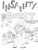 Insanity Quest - Cover by happy-kittens