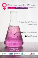 Real Pheromones - XS For Women by idlebg