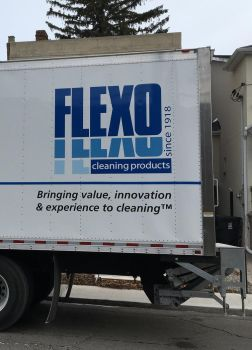 Real World Futurama: Flexo Cleaning Products by Spaceman130