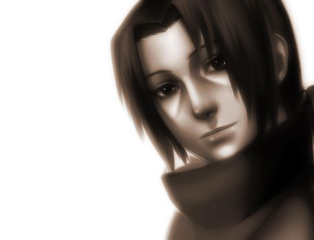 Itachi - I'll Always Be There by AnimantX