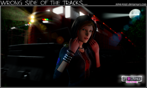 Life is Strange - Wrong side of the tracks by Mike-Kossi