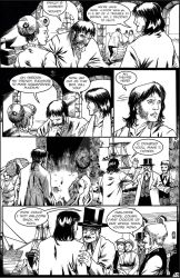 Life-Time #1 Pg 28 by Alf-Alpha