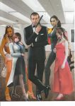 007 and the girls by CJ-DB