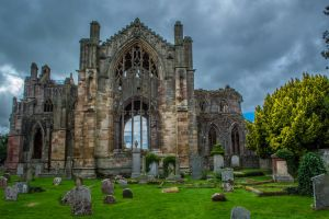 Melrose abbey 2 by Princess-Amy
