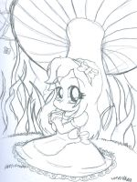 Chibi Alice in wonderland by Steampunky-Bunny-Boo